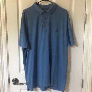 Nautica men's collared shirt